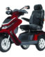 Red Royale 3 Mobility Scooter