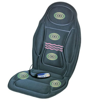 Car Seat Heat & Back Massager