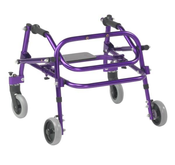 Nimbo 2G Posture Walker - Extra Small - With Seat