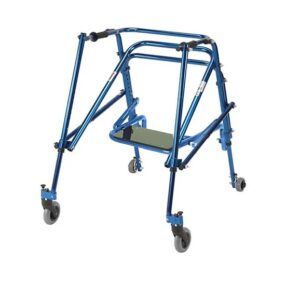 Nimbo 2G Posture Walker - Large - With Seat by Drive DeVilbiss