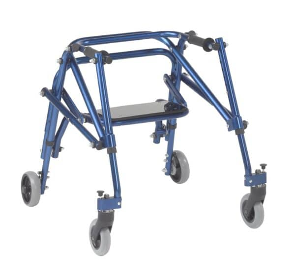 Nimbo 2G Posture Walker - Small - With Seat
