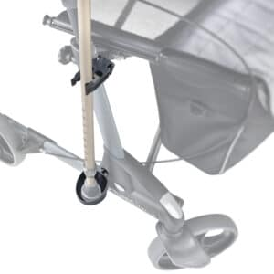 Topro rollator Crutch Holder Olympos