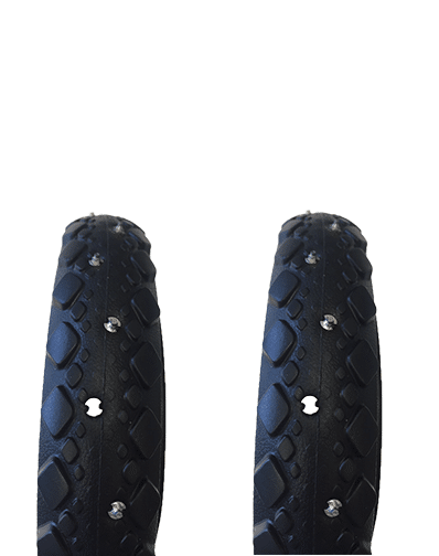 Topro Rear Studded Tyres Olympos