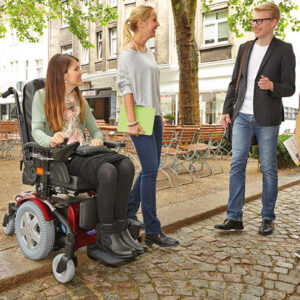 Electric & Powered Wheelchairs