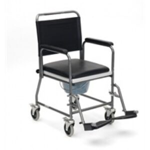 Glideabout Commode with Wheels