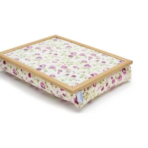 Blue Badge Co Lap Tray Mulberry Rose