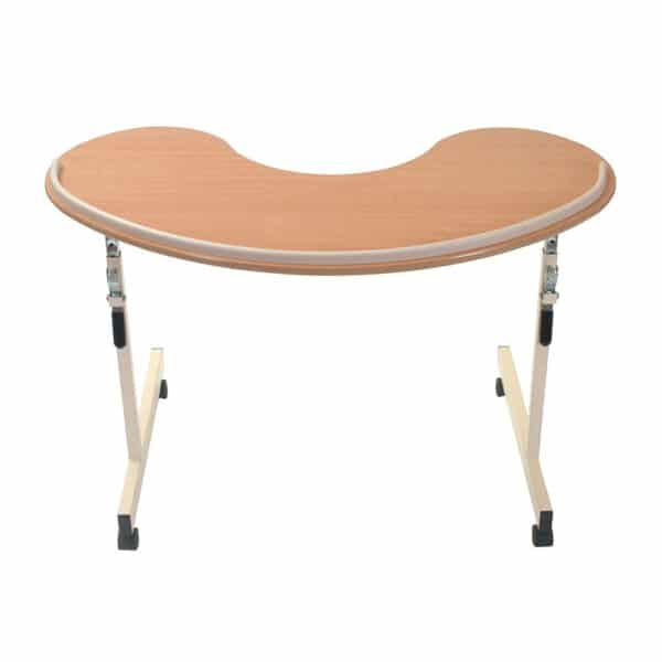 Days Healthcare Kidney Over Chair Table