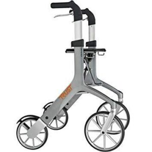 Trustcare Lets Fly Rollator - Grey